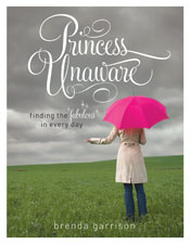 Princess Unaware Book Cover