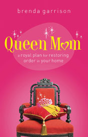 Queen Mom Book Cover
